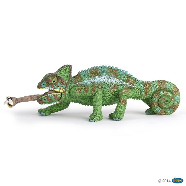 Andalusian Bull Papo : vinyl miniature toy animal figure 51050
